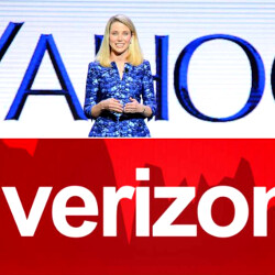 Yahoo! Verizon buys the grandaddy of internet portals for $4.83 billion in cash