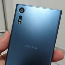 Upcoming Sony Xperia F8331 flagship phone poses in Black for a pair of leaked shots - PhoneArena