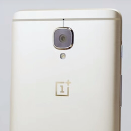 Soft Gold OnePlus 3 will be launched tomorrow