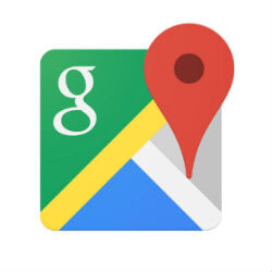 Google Maps cleans up design and adds areas of interest