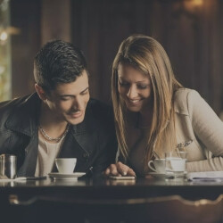 Dine is a dating app that skips the monkey business and gets you going on dates at your favorite places