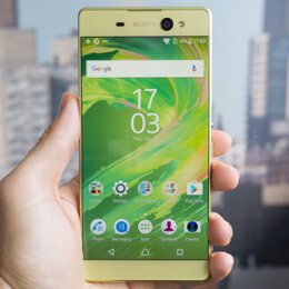 Sony Xperia XA Ultra released in the US as one of the largest Android Marshmallow phones on the market