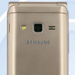 Samsung Galaxy Folder 2 Android powered clamshell is certified by TENAA