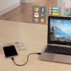 Superbook Android laptop shell passes $1 million in Kickstarter funding