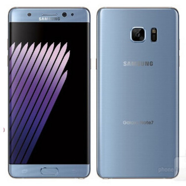 Sprint planogram calls Samsung Galaxy Note 7