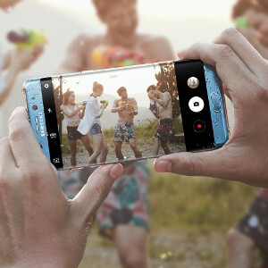 First official Samsung Galaxy Note 7 camera test images surface