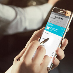 Samsung Galaxy Note 7 users will get 15 GB of free storage space via Samsung Cloud