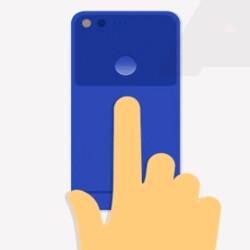 Leak shows new fingerprint reader gesture for upcoming Nexus handsets