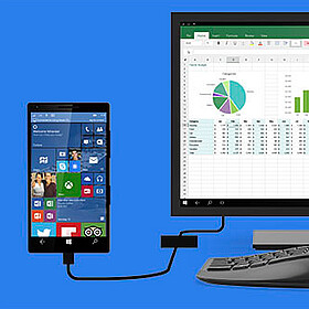 Developer gets Continuum up and running on the Nokia Lumia 830