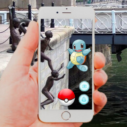 As Pokemon Go launches in new countries, police starts issuing safety warnings