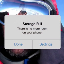 New Google Photos video shows how the app saves the day when you run out of storage space