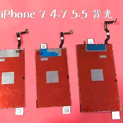 Alleged iPhone 7 screen panels leak out: 4.7