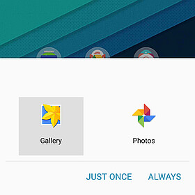 Samsung quietly reverts decision to automatically select default apps after first use