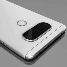LG V20 renders leak out, dual rear camera and metal body revealed