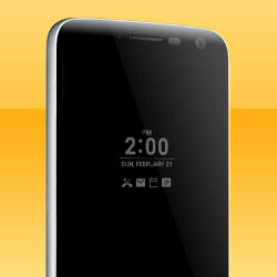 Poll: LG fans, do you prefer an Always on display, or a ticker screen like the one on the LG V10 / V20