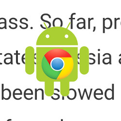 Chrome for Android: How to enable mobile-friendly 'Reader' mode for any web site
