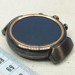 Leaked Asus ZenWatch 3 photos confirm round display
