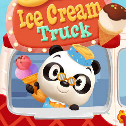 Dr. Panda's Ice Cream Truck is this week's free App Store game