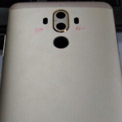 Chassis allegedly earmarked for the Huawei Mate 9 shows dual cameras on back
