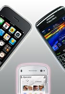 RIM and Apple cash in on Nokia´s weakness