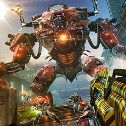 New Shadowgun Legends MMO shooter with stunning graphics is about to drop
