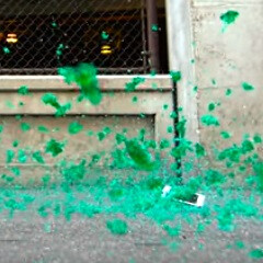 Can a wad of green, bouncy goo save an iPhone from impact damage? Let this video tell you!