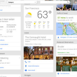 Google Now coming soon to your Chrome New Tab page