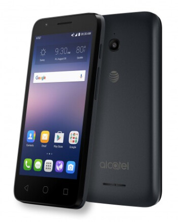 AT&T's Alcatel Ideal announced for just $50 to boot