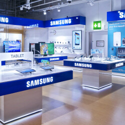 U.S. Cellular launching dedicated Samsung spaces within its own stores
