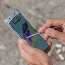 corning explains why samsung galaxy note 7 39 s gorilla glass 5 scratches easily. Black Bedroom Furniture Sets. Home Design Ideas