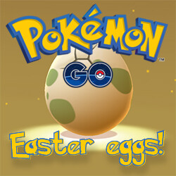 Here's every Pokemon Go Easter egg in one video