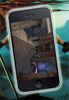 The iPhone 3GS will be able to run games based on Unreal Engine 3
