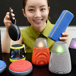 LG intros PH1, PH2, PH3 and PH4 Bluetooth speakers for outdoor and indoor use