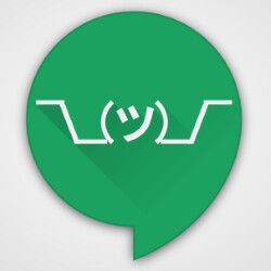 Google Hangouts update adds a feature you can't simply shrug off