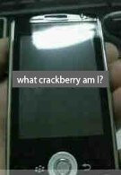 The mysterious BlackBerry that never saw light?