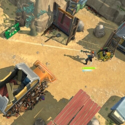 Space Marshals 2 arrives guns blazing on the App Store a day ahead of schedule