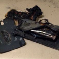 OnePlus One bursts into flames while charging in India