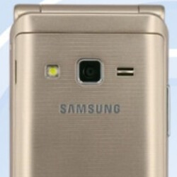Samsung Galaxy Folder 2 promotional images surface; Android powered clamshell soon to be official?