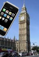 O2's network in London strained by data intensive iPhone owners