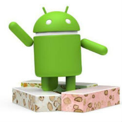 Android 7.0 Nougat maintenance releases have a specific number scheme