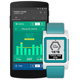 Pebble Time Updates on Android Improving The Interface and The Actions in The Calendar