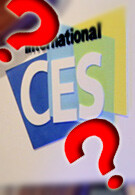 What should we expect at CES 2010