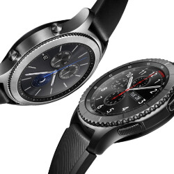 Official infographic shows the differences and similarities between the Gear S2 and Gear S3