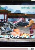 HTC HD2 seen running Tekken 3