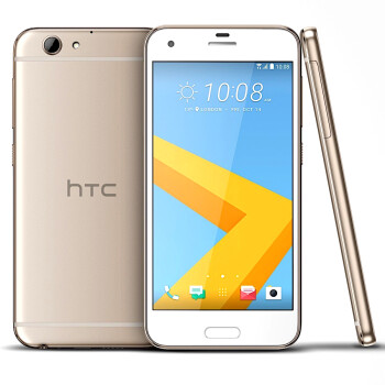 "HTC makes the One A9s official - 5"" metal midranger with cheaper pricing than the A9"