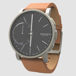 Skagen's awesome Hagen Connected smartwatch lands on your wrist this fall
