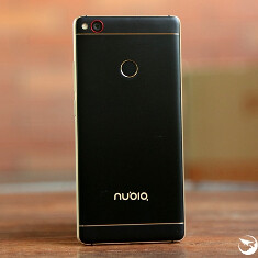 The Black Gold Edition of the ZTE Nubia Z11 is a thing of beauty