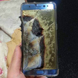 Samsung reportedly discarding Samsung SDI batteries for Galaxy Note 7