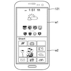 Samsung patent reveals smartphone running Android and Windows at the same time