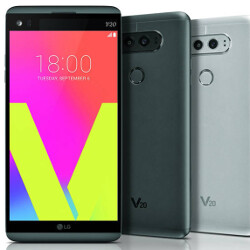 AT&T says it plans to carry the LG V20